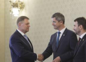 Klaus Iohannis respinge ultimatumul USR: Ludovic Orban va fi prim-ministru și după alegeri