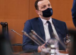 Ministrul german al Sănătăţii, testat pozitiv la noul coronavirus
