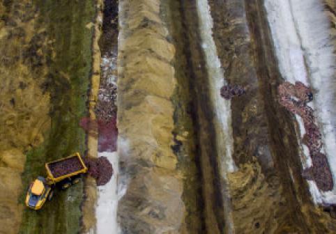 Nurcile ucise cu milioanele în Danemarca ies acum din morminte