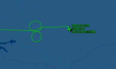 """O companie aeriană rusească și-a pus piloții să deseneze """"penisuri"""" pe cer în timpul curselor cu pasageri"""
