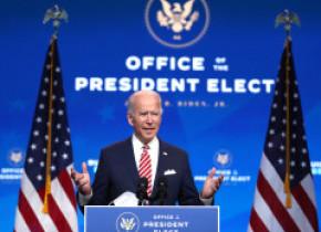"""Joe Biden cere Congresului american să voteze un plan """"robust"""" pentru revenirea economiei după criza COVID"""