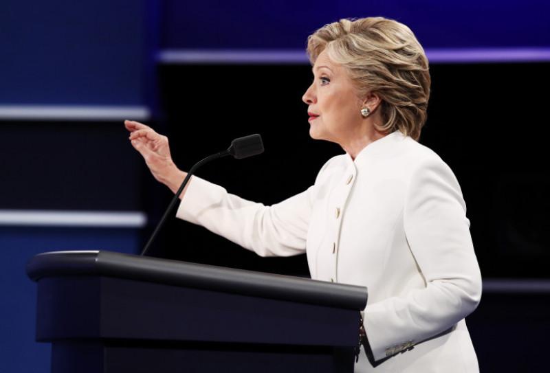 Final Presidential Debate Between Hillary Clinton And Donald Trump Held In Las Vegas