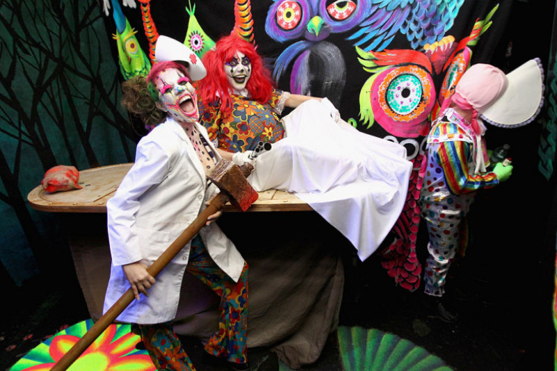 """YouTube Space LA """"Carnival Of Souls"""" Halloween Party"""
