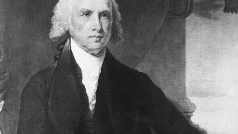 james madison GettyImages-803358
