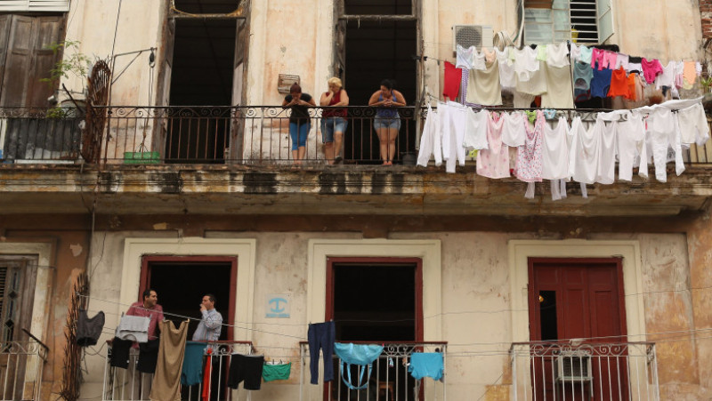 Cubans Face New Reality As Ties With U.S. Renewed After Years Under Strict Embargo