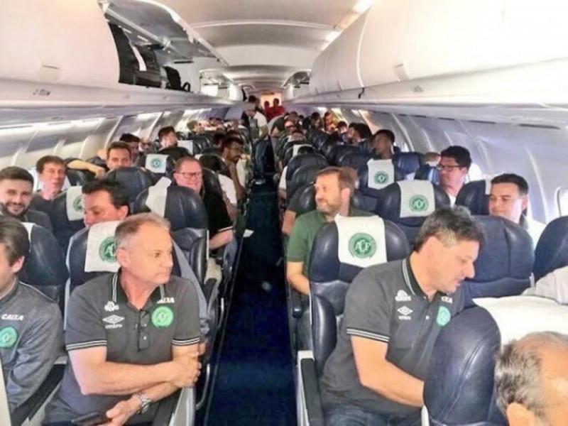 echipa de fotbal Chapecoense real