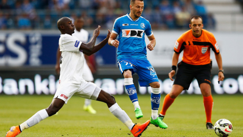 KAA Gent v KRC Genk - Jupiler League