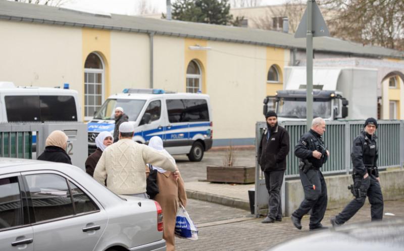 Police Launch Anti-Terror Raids Across Hesse State