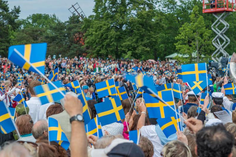 oameni ziua nationala a suediei foto wikipedia