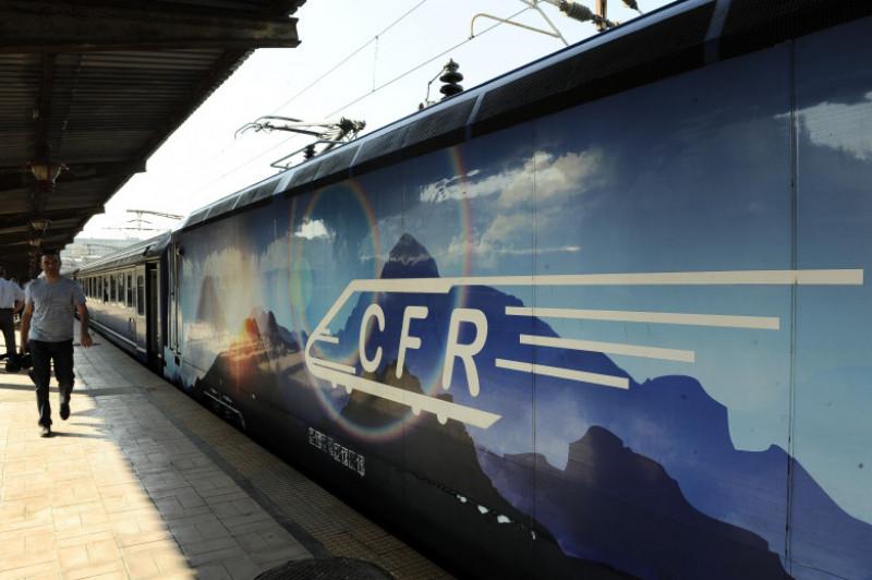 gara de nord tren- CFR -agerpres-4.9.2015