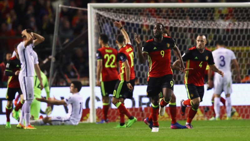 Belgium v Greece - FIFA 2018 World Cup Qualifier