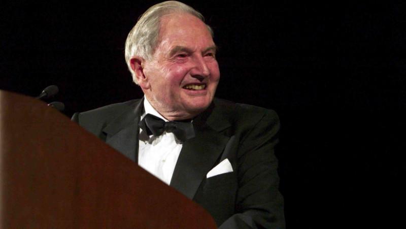 Powell Receives George C. Marshall Award