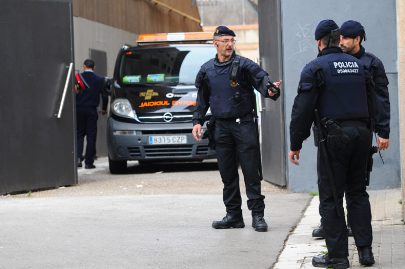 A Pupil Armed With A Crossbow Kills His Teacher At A Spanish School