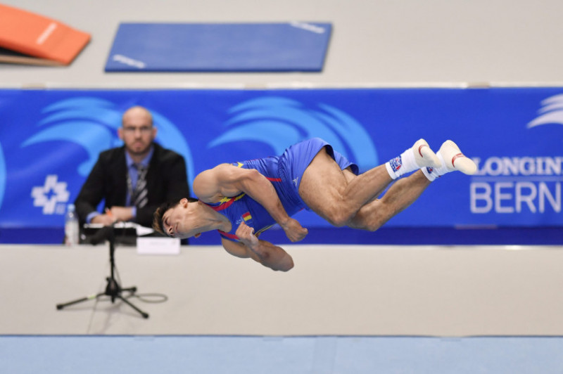 European Men's and Women's Artistic Gymnastics Championship in Switzerland