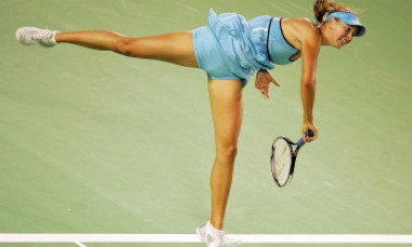 Surpriză la Australian Open. Cea mai mare rivală a lui Halep, eliminată de Sharapova