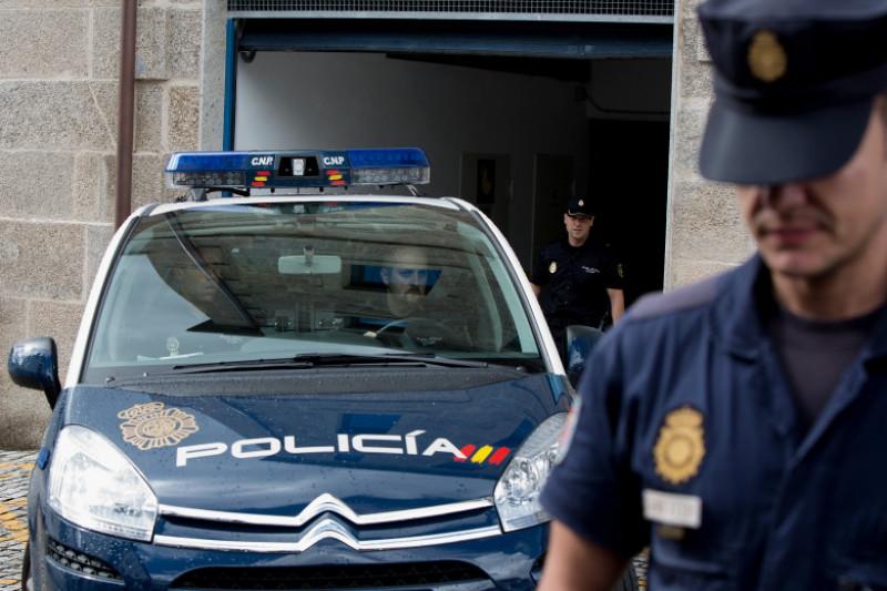 Santiago Train Crash Driver Attends Preliminary Court Hearing