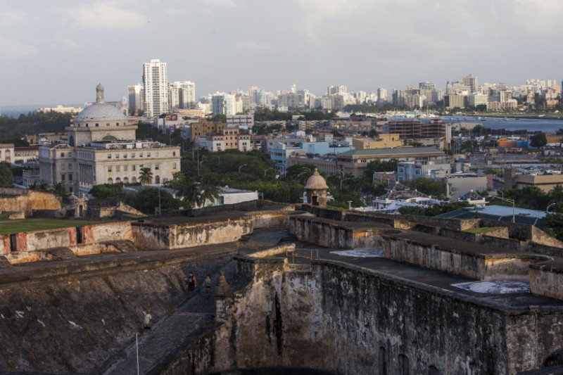 Puerto Rico Struggles With Impending Debt Crisis