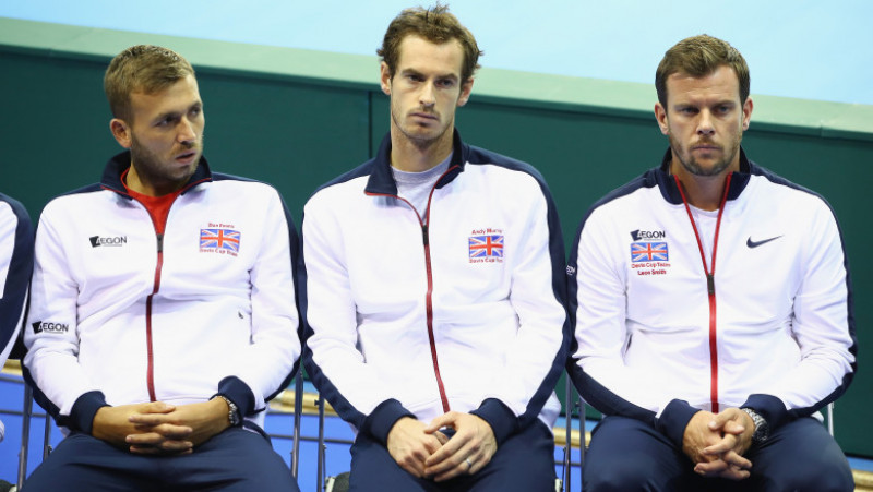 Great Britain v Argentina: Davis Cup Semi Final 2016 - Previews