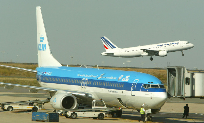 Air France May Join Forces With Dutch Carrier KLM