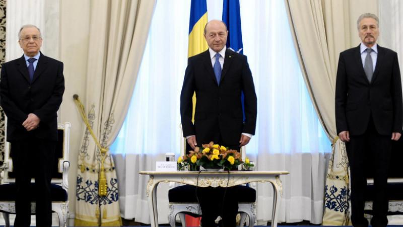 basescu iliescu constatntinescu presidency.ro