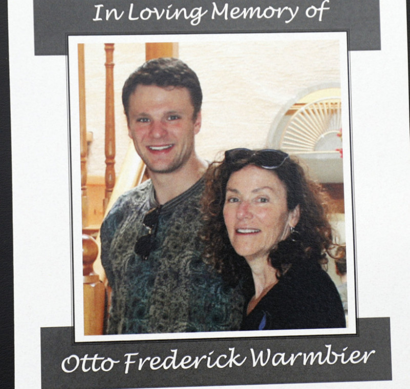 Funeral Held For Otto Warmbier Who Was Detained By N. Korea For Over A Year