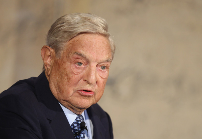 George Soros Speaks About The Euro