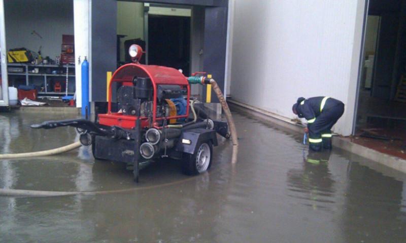 interventie ploaie Beius 200917