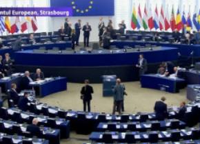 """Europarlamentarii PSD, """"împotriva"""" proiectului UE care prevede îngheţarea fondurilor pentru ţările ce nu respectă statul de drept"""