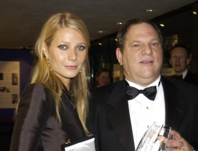 harvey weinstein gwyneth palltow getty