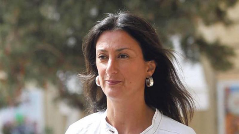 jurnalista ucisa malta Daphne Caruana Galizia