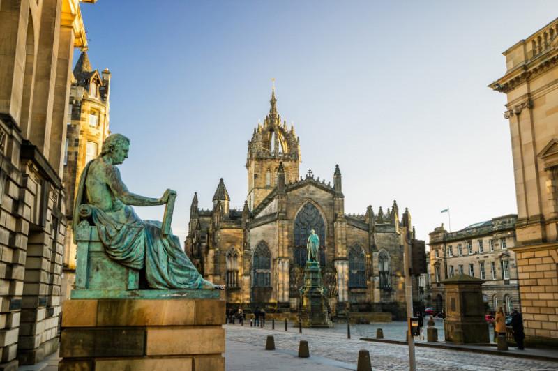 Edinburgh scotia