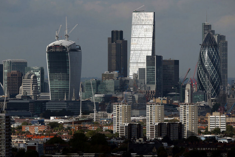 London's Economic Boom Continues