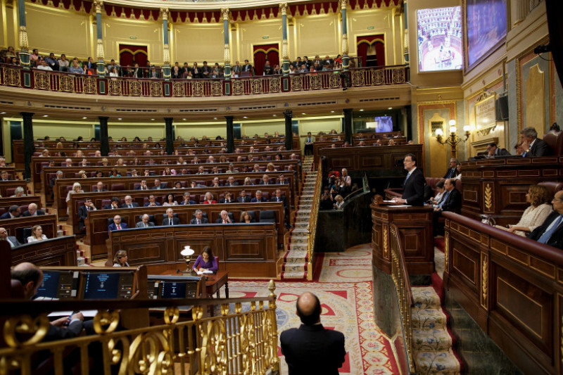 Spanish Parliament Votes To Allow Abdication Of King Juan Carlos