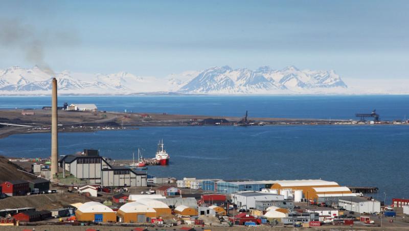Midsummer In The Arctic Archipelago Svalbard