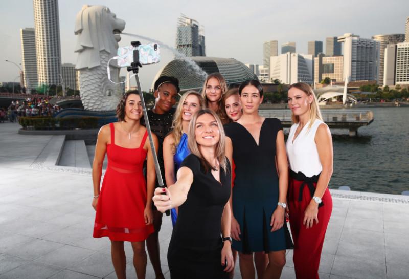 BNP Paribas WTA Finals Singapore presented by SC Global - Previews