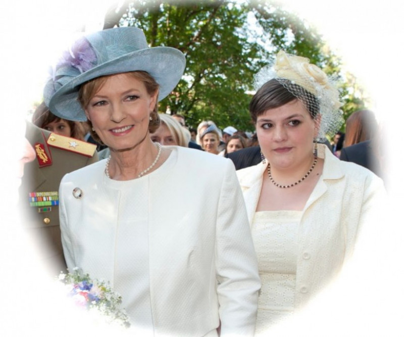 principesa margareta nepoata Karina Medforht Mills