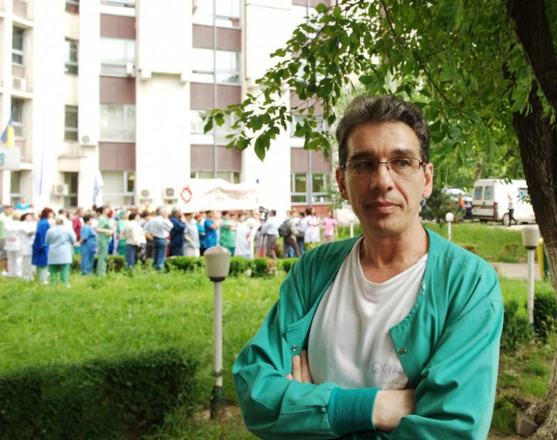 medic florin chirculescu spitalul universitar