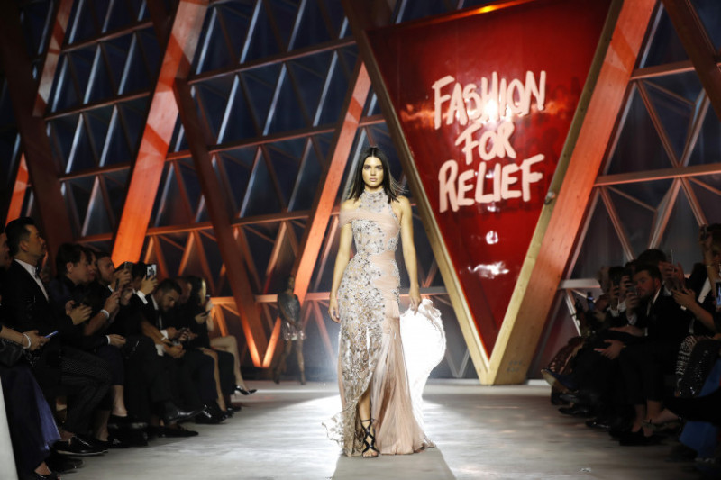 Fashion For Relief - Runway - The 70th Annual Cannes Film Festival