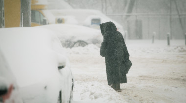 Cod GALBEN de ninsoare și vânt puternic în 12 județe. Avertisment de ultimă oră