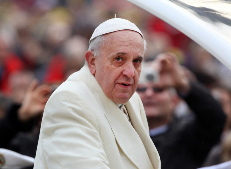 Papa Francisc - Guliver GettyImages