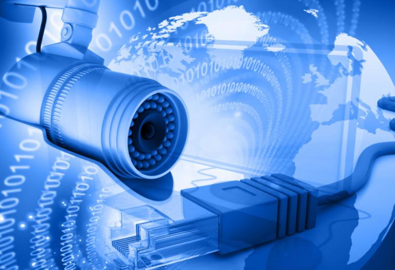 nsa supraveghere camera video internet shutterstock