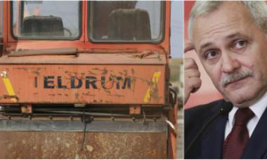 România furată | Cine sunt oamenii din spatele Tel Drum şi rolul lui Liviu Dragnea
