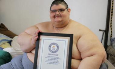 """Cum arată """"cel mai greu om din lume"""" după ce a slăbit 250 de kilograme"""
