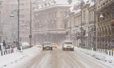 Vremea se schimbă radical. Temperaturi de -20 de grade, în ultimul weekend de iarnă calendaristică