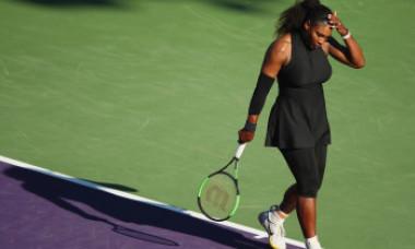 Serena Williams, eliminată de la Miami de noua revelație a tenisului mondial