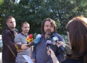 Mihai Goţiu: Peste 500 de membri USR solicită revenirea asupra deciziei de excludere a Olimpiei Ardelean