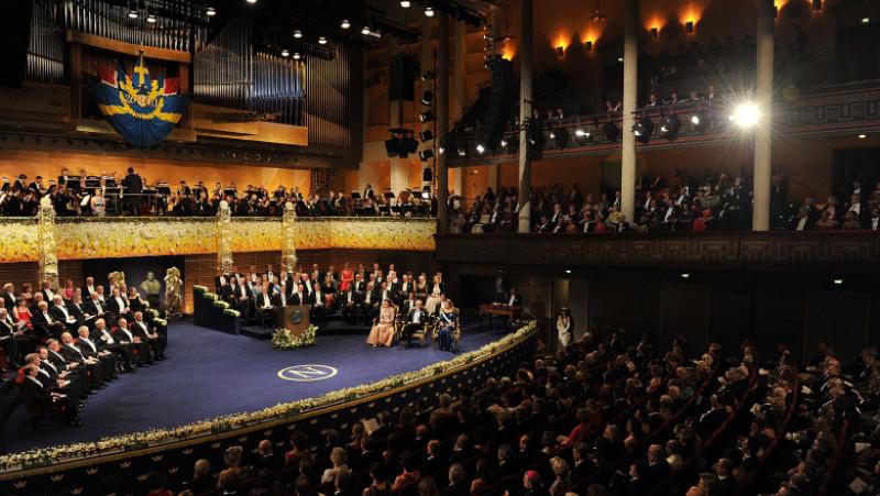Nobel Prize Award Ceremony 2011