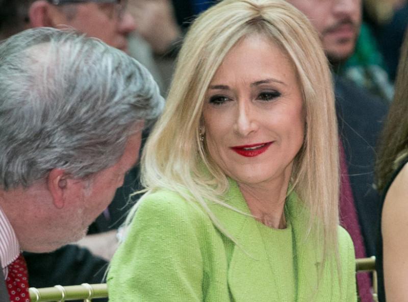 Queen Letizia of Spain Delivers Literature awards