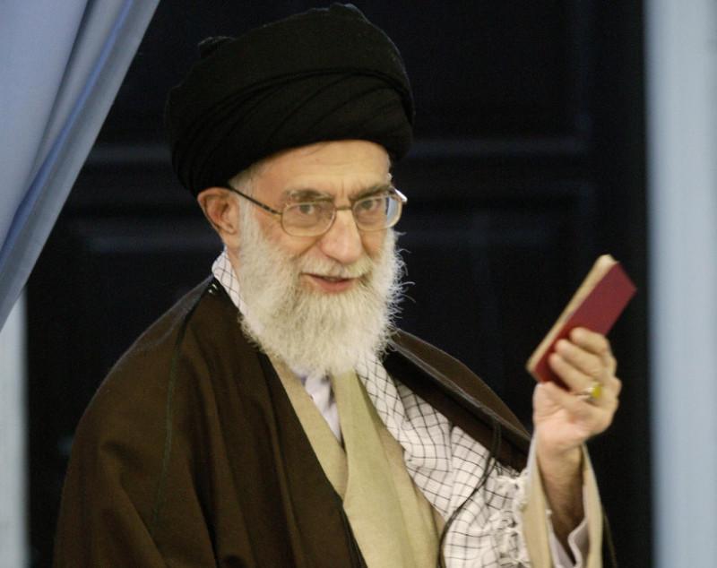 Ali Khamenei crop - Guliver GettyImages