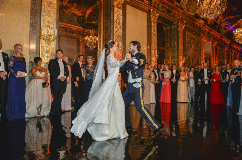 Banquet: Wedding Of Prince Carl Philip Of Sweden And Sofia Hellqvist